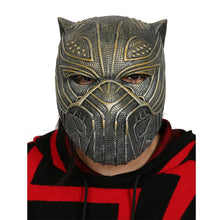 Halloween Cosplay XCOSER Black Panther Cosplay Erik Killmonger 1:1 Replica Mask