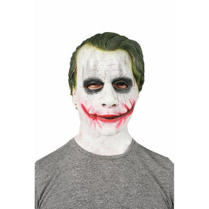 Xcoser The Dark Knight Joker Cosplay Mask Latex Full Head Mask