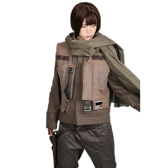 Rogue One Jyn Erso Costume Cosplay