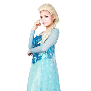 Frozen Elsa Dress Cosplay Xcoser Costumes - Xcoser Costume