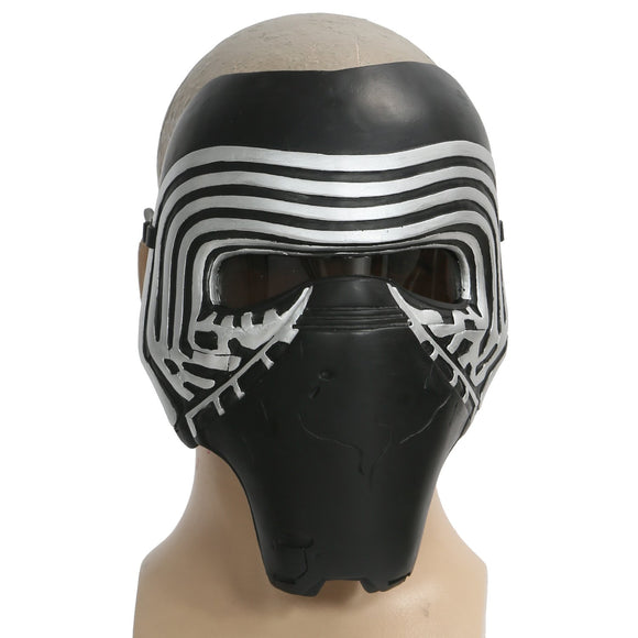 Xcoser Cosplay Star Wars The Force Awakens Kylo Ren Mask Costume Party PVC Half Face Mask