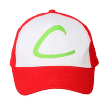 Pokemon Ash Ketchum Hat Adult Mesh Baseball Cap Glowing Version Cosplay Costume Accessories