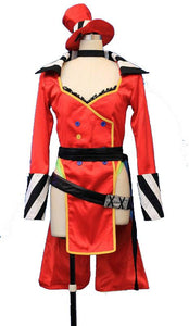 Borderlands 2 Mad Moxxi Cosplay Costume New 2013 Red Version