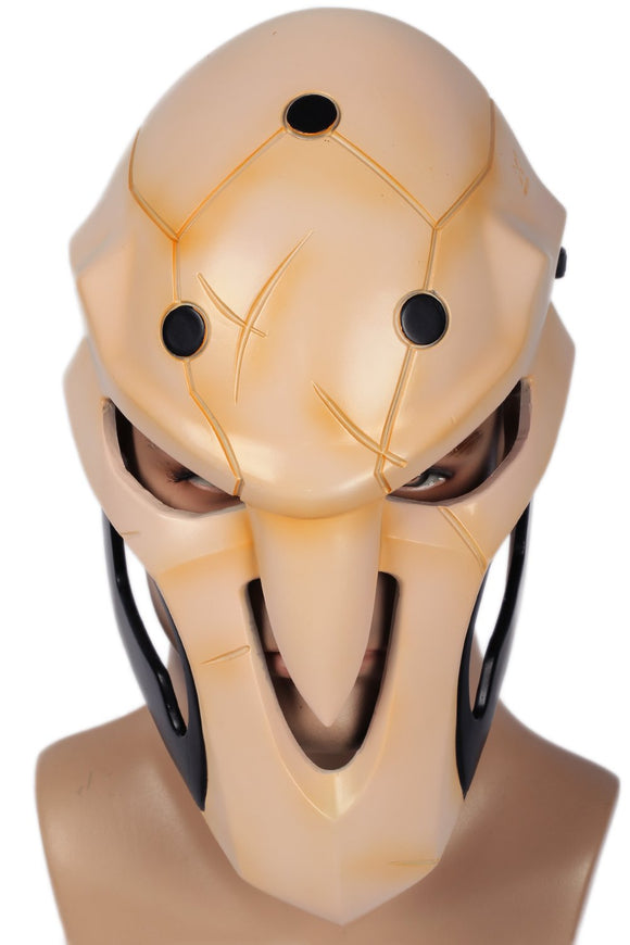 Xcoser New Arrival Overwatch Reaper Mask with Cosplay Props Xcoser Logo
