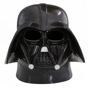 Darth Vader Helmet Star Wars Cosplay Mask Deluxe PVC Full Head Black Adult Props - Xcoser Costume