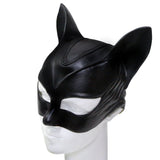 Catwoman Mask Batman: The Dark Knight Rises Cosplay