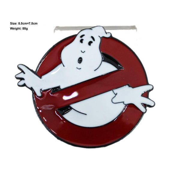 Ghostbuster Belt Buckle