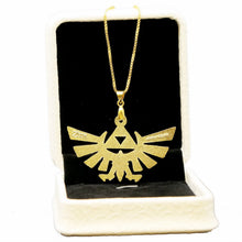 Zelda Pendant The Legend of Zelda Pendant Necklace Cosplay