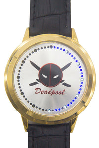 Deadpool Creative Watch Fashion Watch - Xcoser Costume