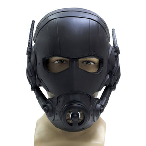 Ant Man Helmet Newest Movie Antman Cosplay PVC Full Head Mask Adults DIY Version - Xcoser Costume