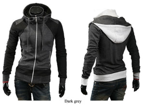 Fashion Men Assassin Creed Hoodie - Xcoser Costume