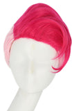 Zarya Wig Red wig Pink Blended Short Wig Overwatch Zarya Cosplay Wig
