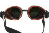 Mad Max Furiosa Cosplay Goggles Vintage Style Steampunk Gothic Sunglasses Anti-dust Safety Glasses - Xcoser Costume
