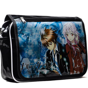Guilty Crown Bag Guilty Crown Cosplay Messenger Bags For Men - Xcoser Costume