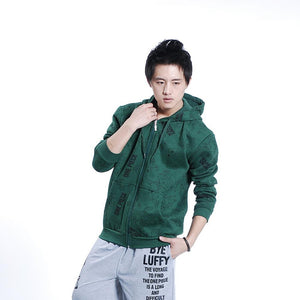 Spring Men Hoodie Loose Cotton Sweater For Anime One Piece Chopper Cosplay Costume