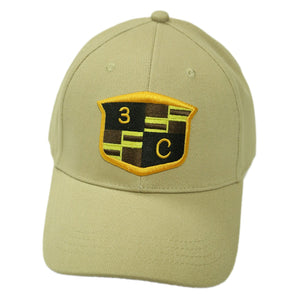 American Sniper Cap Adults Baseball Hat Seal Team 3 Platoon Charlie Navy Seal Cosplay Costume Accessories - Xcoser Costume