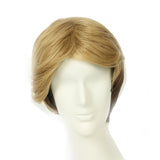 Newt Scamander Short Blonde Wig Fantastic Beasts and Where to Find Them Newt Scamander Cosplay Wig