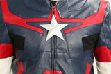 Captain America Steven Rogers Same Version Jacket Steven Rogers Cosplay Costume