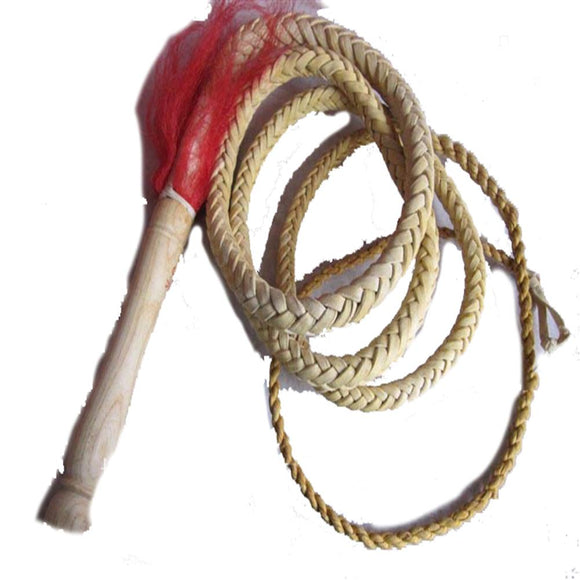Wonder Woman Whip Soft Cattle Hide Whip Wonder Woman Cosplay Props