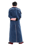 Assassin's Creed Arno Dorian Cosplay Cloak Costume Blue Adults Xcoser - Xcoser Costume
