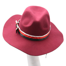 Agent Carter Red Hat Lady Fashion Fedora Cap Cosplay Costume Accessories - Xcoser Costume