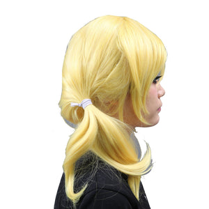 Lucy Wig Fairy Tail Lucy Heartfilia Cosplay Wig Anime Cosplay Wig - Xcoser Costume
