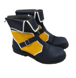 Xcoser Kingdom Hearts 3 Sora Black Shoes Cosplay Boots