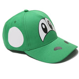 Super Mario Green Yoshi Hat Halloween Costume Cosplay