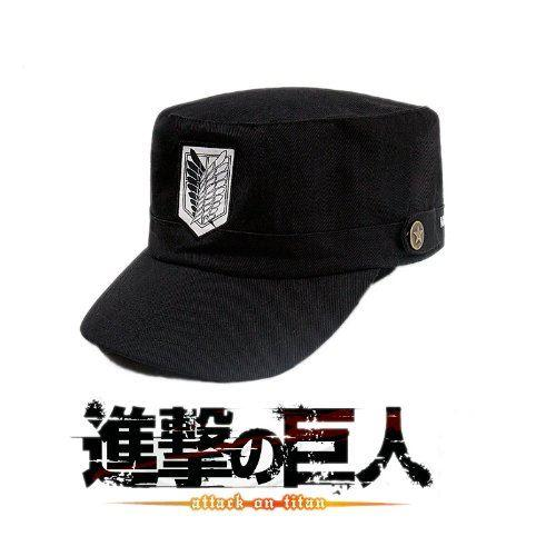 Attack on Titan Shingeki no Kyojin Scouting Legion Cosplay Hat - Xcoser Costume
