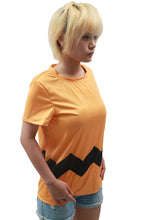 Charlie Brown Costume Cosplay A Charlie Brown Christmas Charlie Brown T-shirt