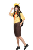 Xcoser Russell Costume Outfits Disney Series Anime UP Russell Cosplay Costume