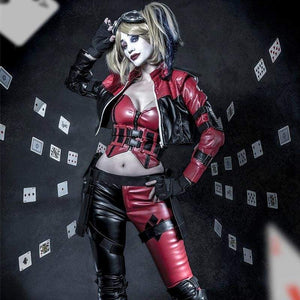 Harley Quinn Costume Injustice 2 Cosplay - Costumes 1