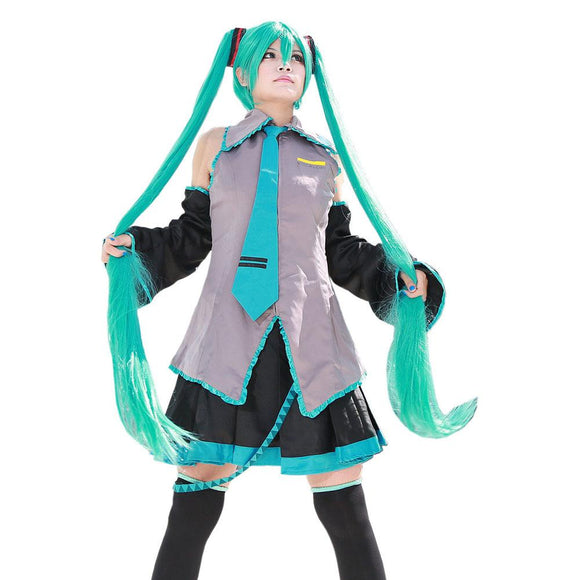 Vocaloid Cosplay Hatsune Miku Cosplay Costume