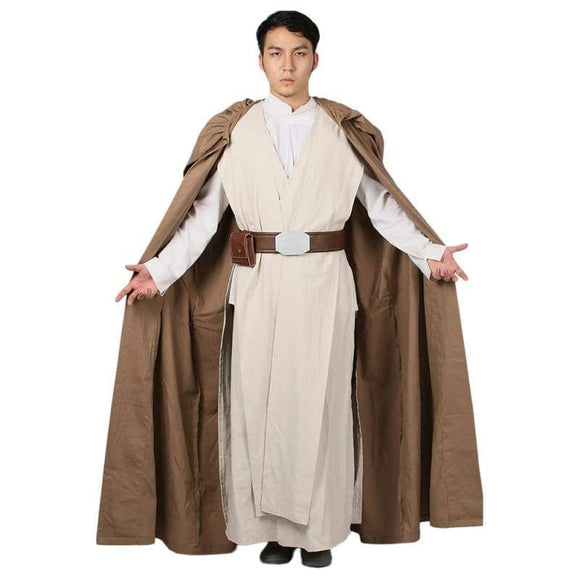 Luke Skywalker Costume Deluxe Star Wars 8 Cosplay Outfit - Xxl - Costumes 1