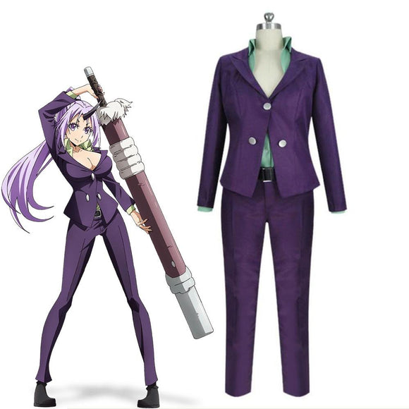 Matter was Slime after Reincarnation Shion Cosplay Costume - 1