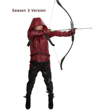 Arrow 3/ 4 Arsenal/ Speedy Costume Red Arrow Cosplay - Xcoser Costume