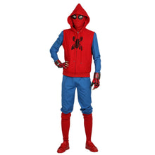 Spider-Man Homemade Suit