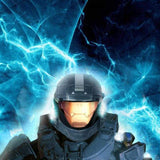 Xcoser 1:1 Scale Replica Halo3: Odst Cosplay Helmet - 1