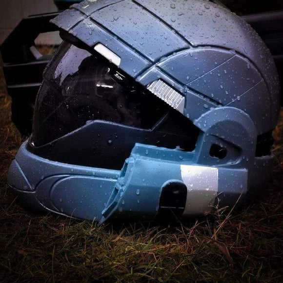 Xcoser 1:1 Scale Replica Halo3: Odst Cosplay Helmet - 2