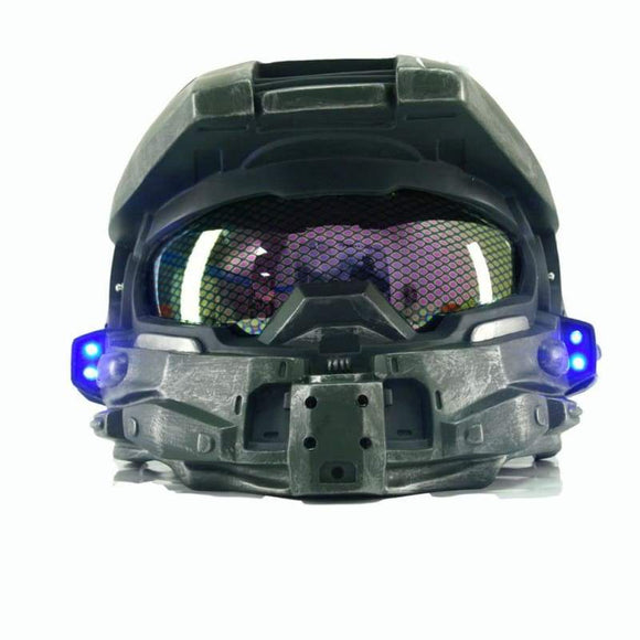 Xcoser Halo 4 Master Chief Cosplay Helmet Replica - 8