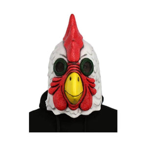 Xcoser Hotline Miami Cock Cosplay Mask Latex Full Head - 1