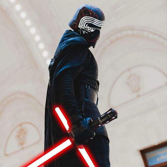 Xcoser Star Wars 9 : The Rise Of Skywalker 2019 Tros Kylo Ren Cosplay Costume - Costumes 1