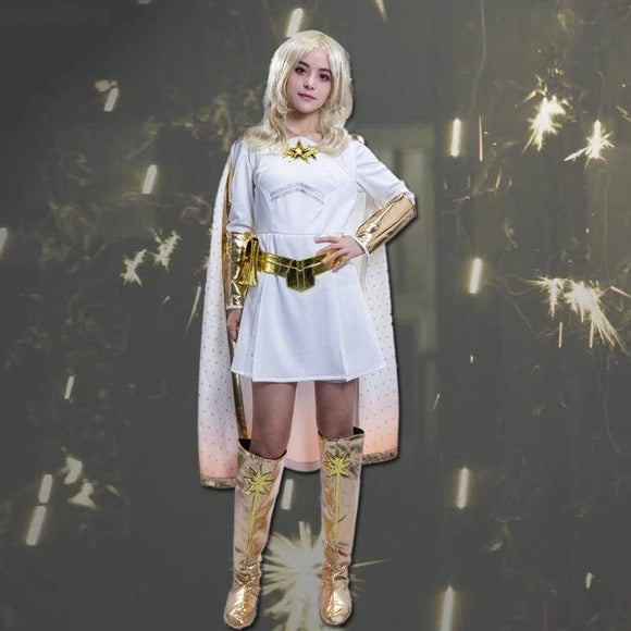 Xcoser The Boys Season 1 Starlight Annie January Cosplay Costume 2019 - Costumes