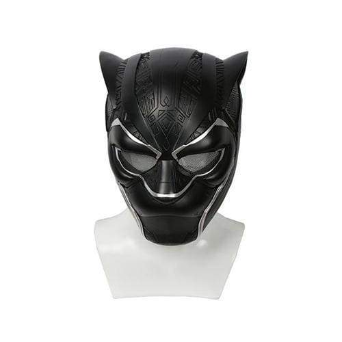 Xcoser The New-Arriving Movie Black Panther Cosplay Fullhead Helmet Mask - 1