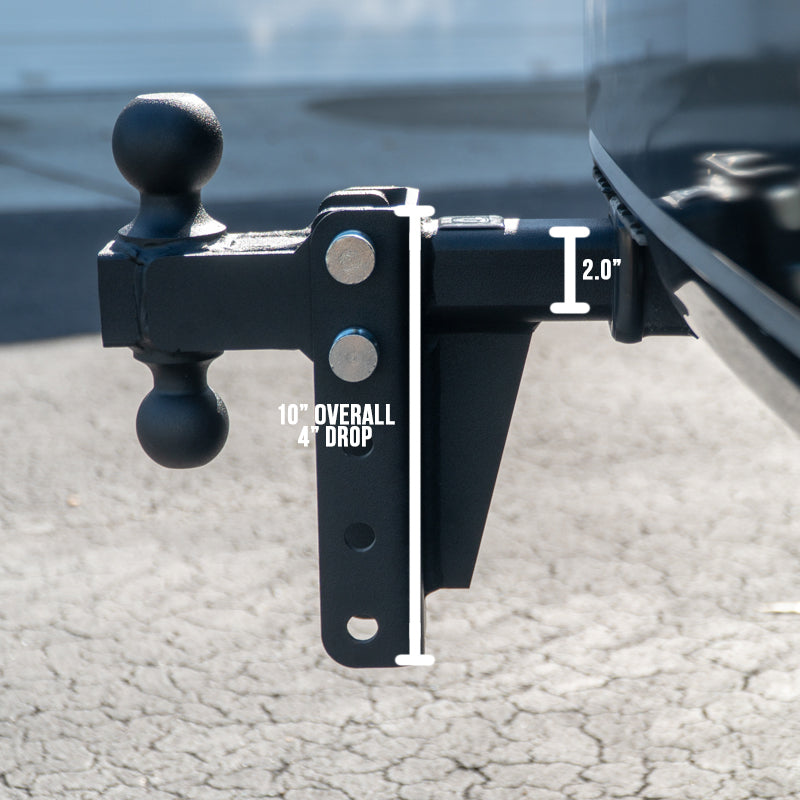 Determining the Right BulletProof Hitches Drop Hitch and Misconceptions