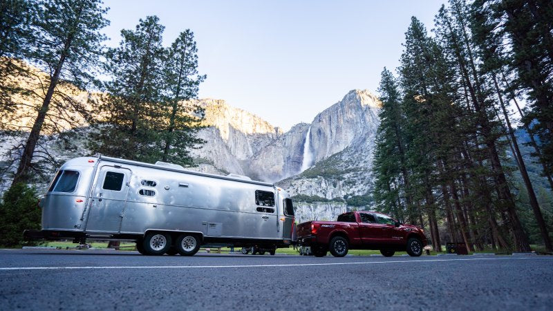 Towing an Airstream
