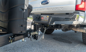 Sway Control Systems for BulletProof Hitches