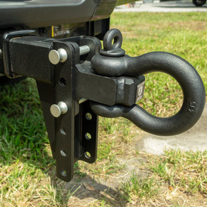 Adding A Shackle To Your BulletProof Hitch