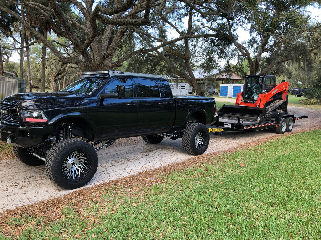 Towing With Your Lifted Truck