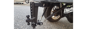 The Benefits of Using BulletProof Frame-Mounted Hitch Stabilizer Bars